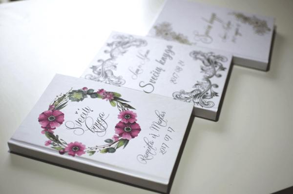 vestuvinės palinkėjimų knygos svečiams