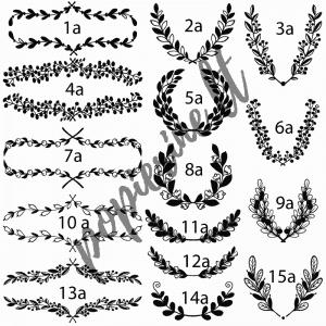 ornamentai staciakampei dezutei