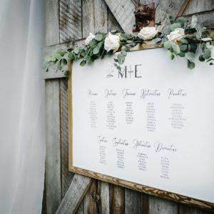 sedejimo planas vestuvems