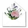 gėlėtas vokas